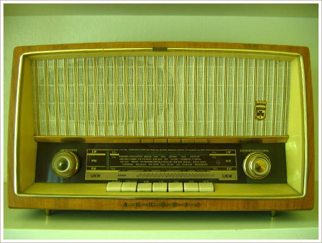 Primera comunicación importante de la  radio