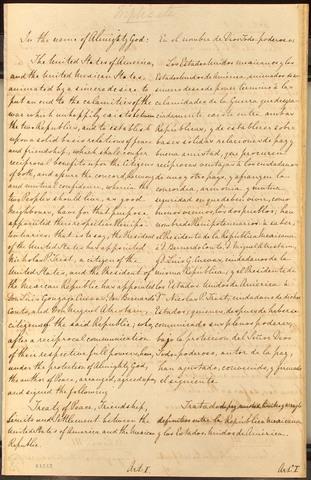 Treaty of Guatalupe Hidalgo