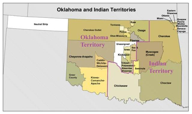 The Indian Territory