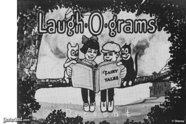 Laugh-O-Gram studios