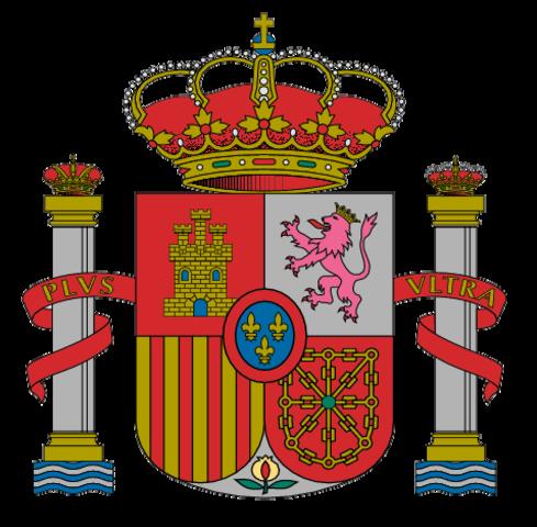España: Usa la  correspondecia como estudio.
