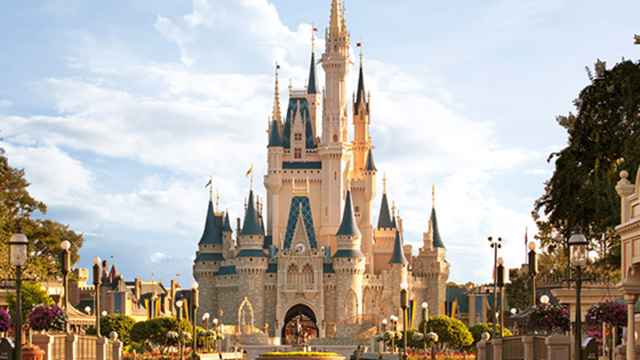 Disney World California
