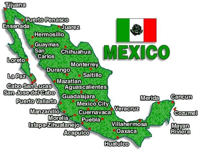 Latino America  inicia  sus estudio por correspondecia por emdio de Mexico