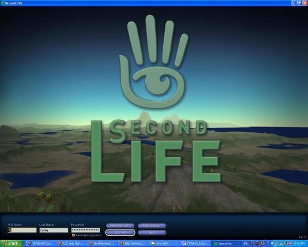 Difentes universidaes empiezan a utilizar Second Life