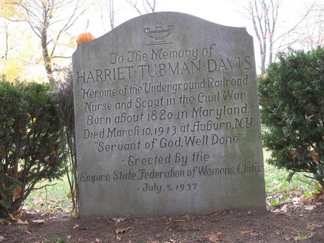 Harriet Tubmans Death