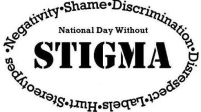 1st National Day Without Stigma