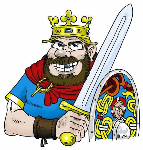 Harald blev kristnet