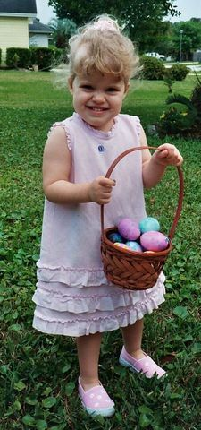 My 3rd Easter