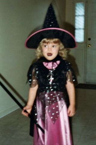 My 4th Halloween