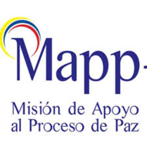 Misión de Apoyo al Proceso de Paz en Colombia (MAPP-OEA) 2004