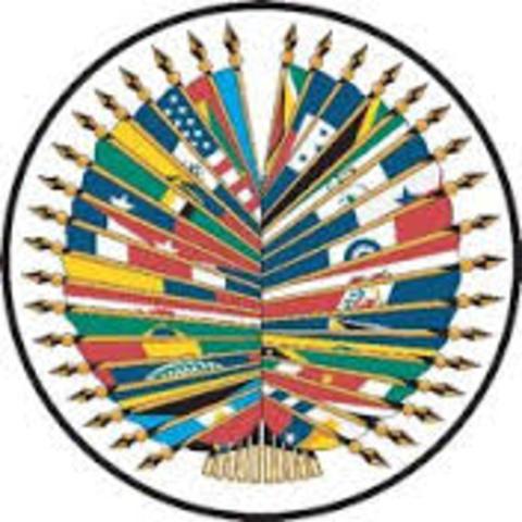 Arpobación del Compromiso de Santiago con la Democracia y la Renovación del Sistema Interamericano