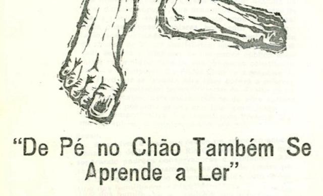 Campanha De pé No Chão Também Se Aprende a Ler