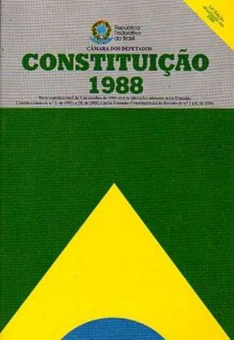 A nova Constituição Federal 1988