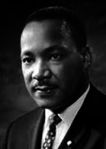 dr king becomes a doctor