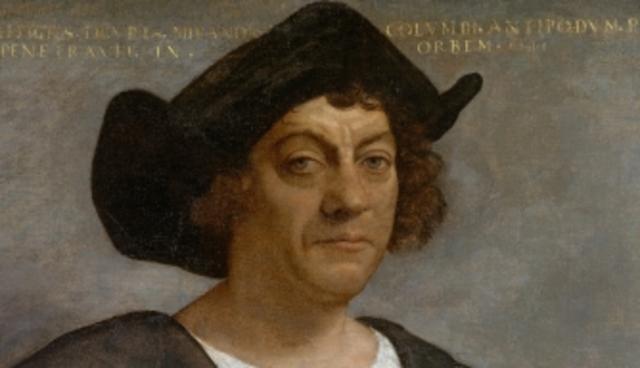 Columbus departs from Europe