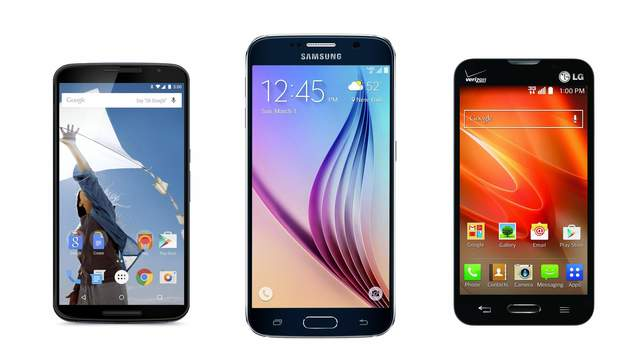 Free smart phones for all residents of North America, South America, Europe, and most of Asia