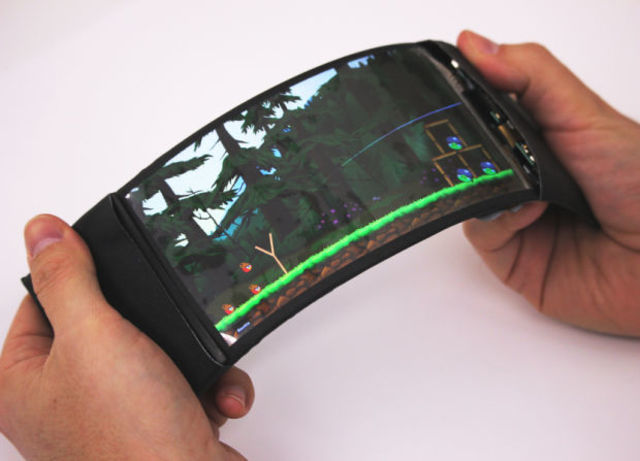 Flexible Screens
