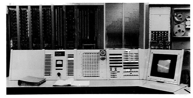 Ken Olsen and Wes Clark developed TX-0, an prototype computer using new form of RAM, and that incorporated  transistor, which allowed size and cost of computers to be severely reduced