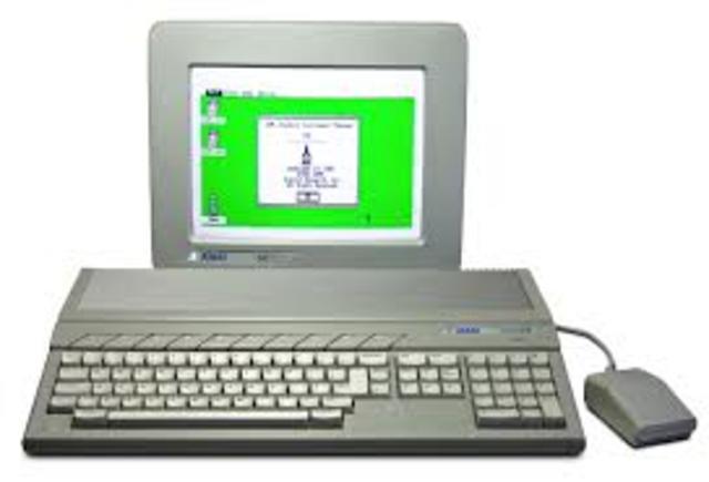 Atari ST brought in New era of 16-bit games