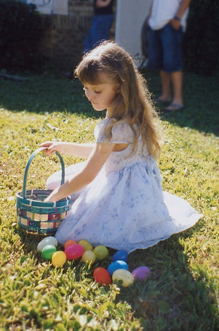 My 6th Easter