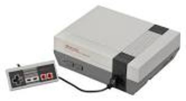 NES is released in North America
