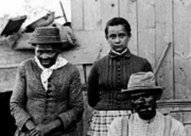 Harriet Tubman Marries Nelson Davis
