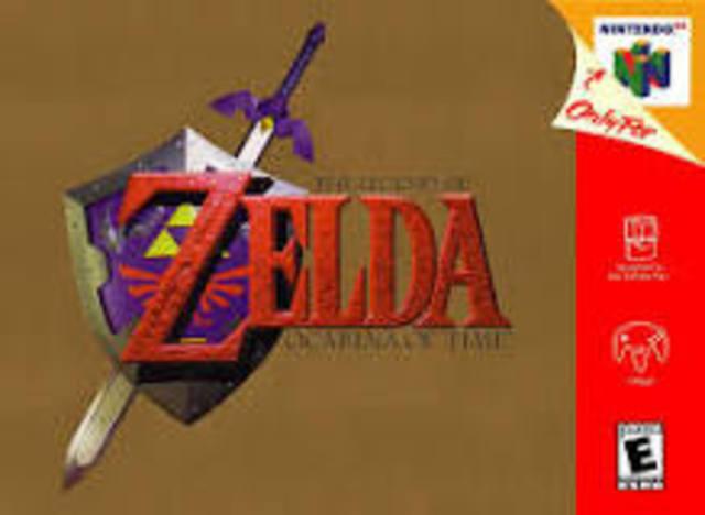 Legend of Zelda: Ocarina of Time is released
