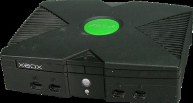 Original XBox is released