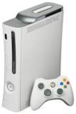 XBox 360 released. Major upgrades in power and style, becoming 4th bestselling home console ever.