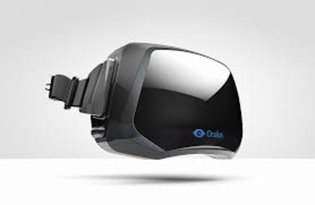 Oculus Rift is released at $600