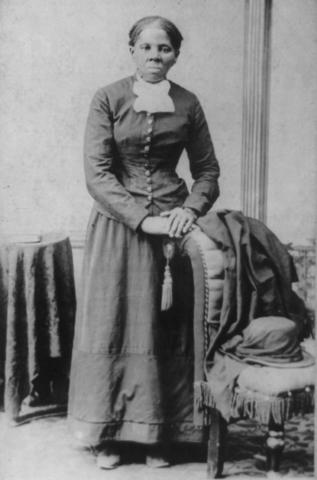 Harriet in the civil war