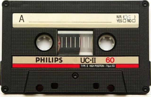 Invention cassette audio