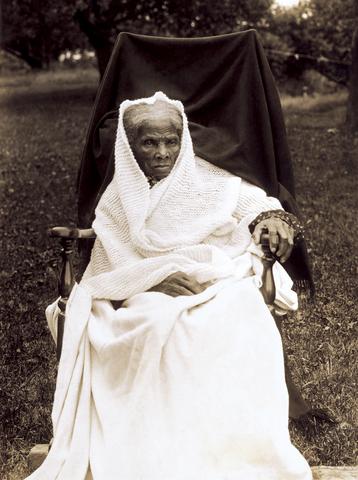 Harriet Donates her land