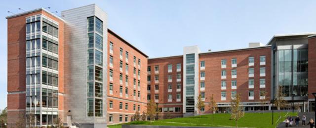 Christa Begins College at Framingham State College