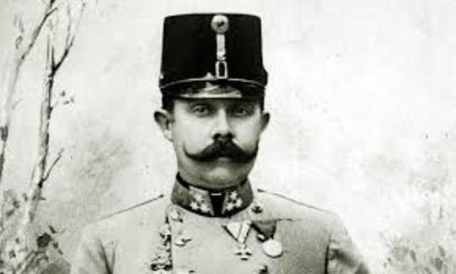 Assassinat de Francois Ferdinand