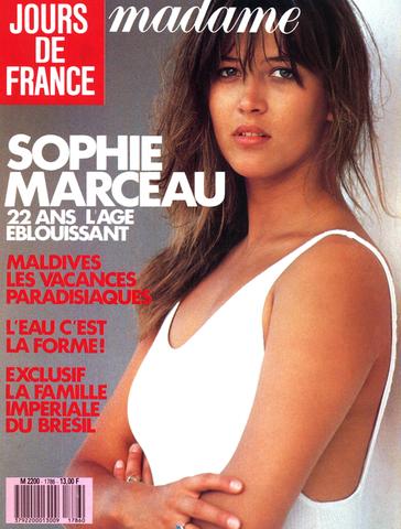Sophie Marceau fait BOOM