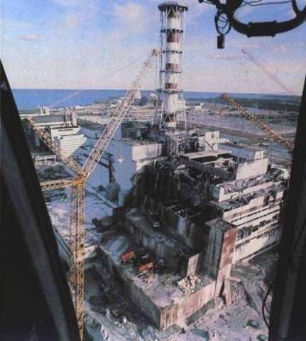 Catastrophe de Tchernobyl
