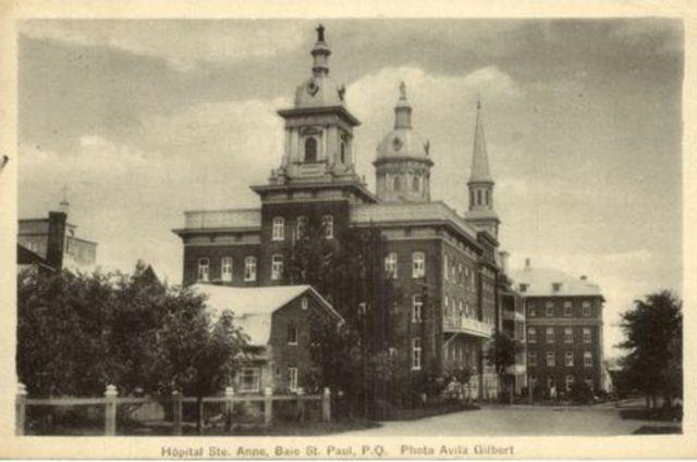 Fondation de l'Hospice Sainte-Anne
