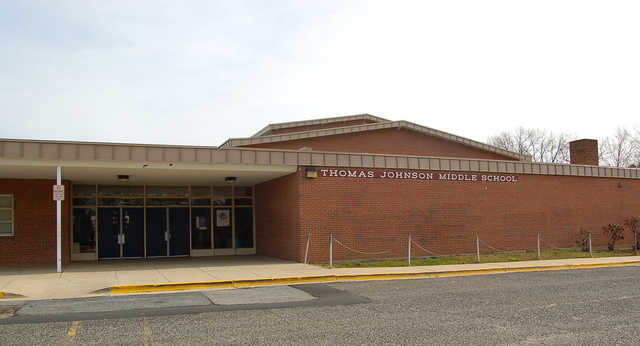 1971-1978 Taught at Thomas Johnson Middle School