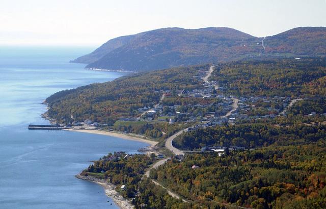 Nouveau tronçon routier reliant Québec et Saint-Siméon