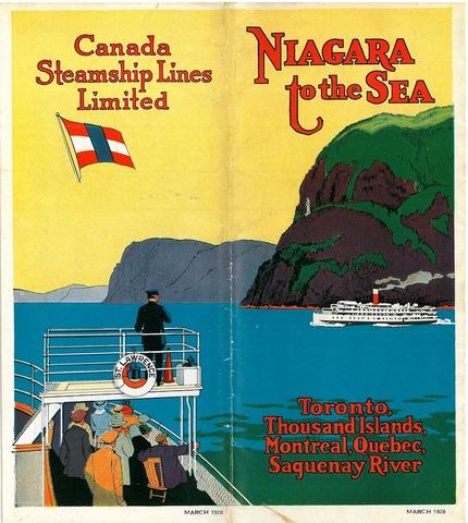 Fin de la Croisière du Saguenay