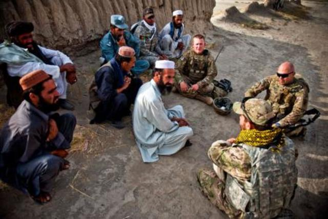 Obama announces date for Afghan Withdrawl