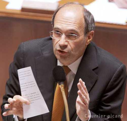 Eric Woerth retrouve ses fonctions à l'assemblée nationale
