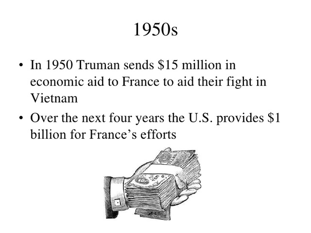 US give $15M