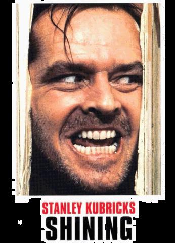 Sortie du film Shining de Stanley Kubrick