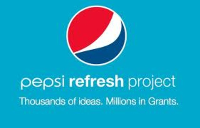 Pepsi Refresh Everything grant