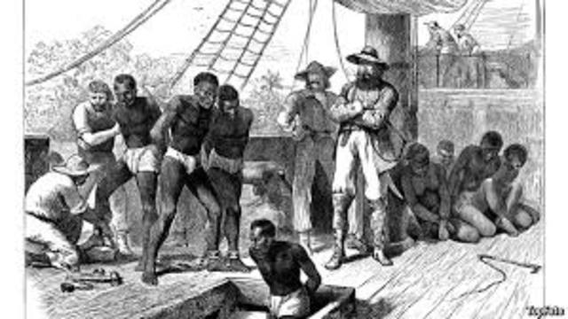 Beginning of slavery 2
