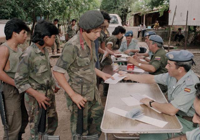 Fin del conflicto armado y etapa de posguerra