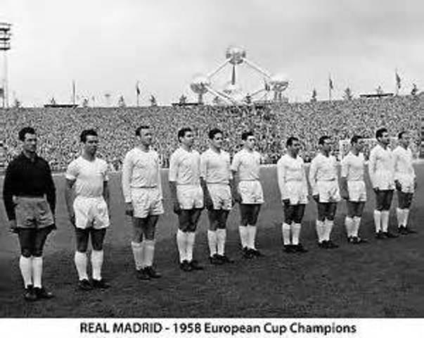 Cuarta Copa de Europa