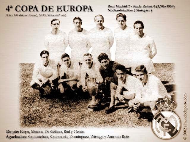 Quinta Copa de Europa